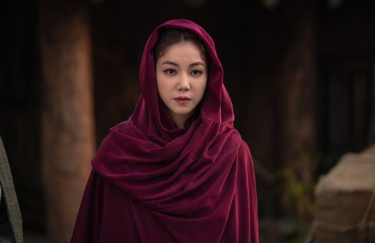7 bóng hồng của Song Joong Ki ở Arthdal: Hết BLACKPINK, con lai Nga Hàn tới mỹ nhân Nhật đẹp nức lòng ai mà không mê - ảnh 25