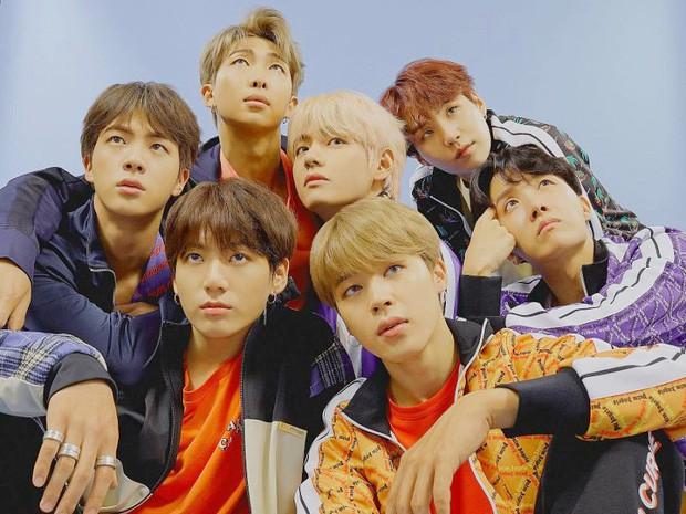 20 nghệ sĩ Kpop bán đĩa giỏi nhất 2019: BTS đẳng cấp dẫn đầu, BLACKPINK mất dạng, Baekhyun đại diện EXO oanh tạc BXH - Ảnh 1.