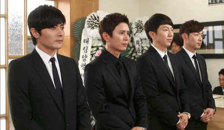 Sốc với cáo buộc Jang Dong Gun nhờ bạn thân tìm mối ngon: Hình tượng Phẩm Chất Quý Ông nay đã thành sự thật? - Ảnh 8.