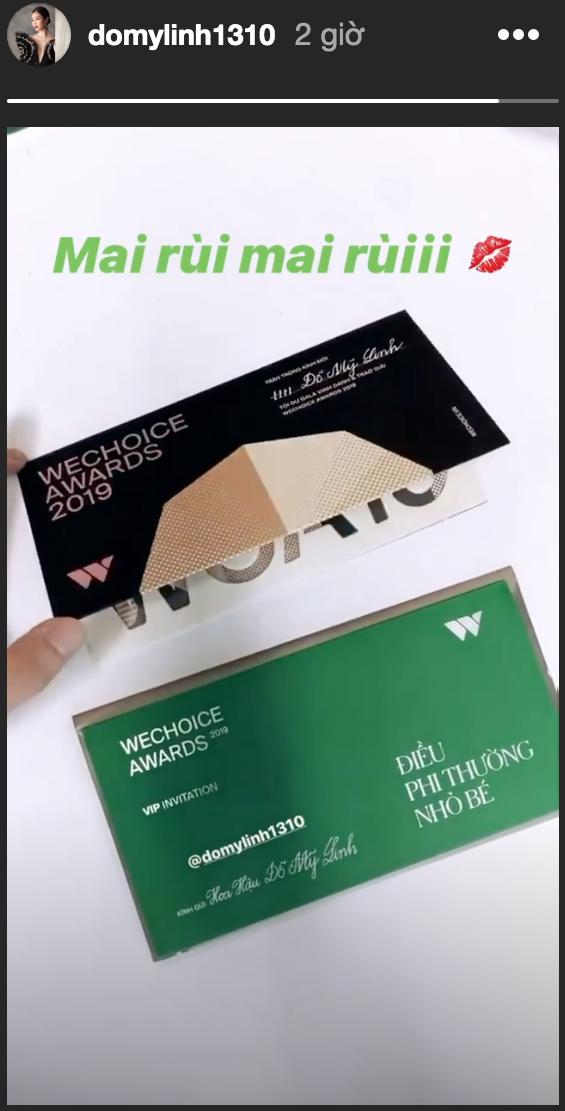 Đến lượt Ban Sứ Giả rủ nhau khoe vé, Gala WeChoice Awards 2019 đang nóng lắm rồi! - Ảnh 2.