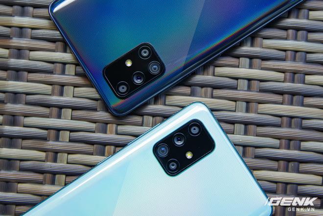 Samsung chính thức ra mắt Galaxy A71: 4 camera lên tới 64MP, pin 4500mAh, sạc nhanh 25W giá 10,49 triệu - ảnh 5