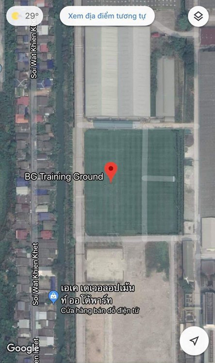 U23 CHDCND Triều Tiên tập sân huyền bí trước trận đấu cuối cùng gặp U23 Việt Nam - ảnh 2