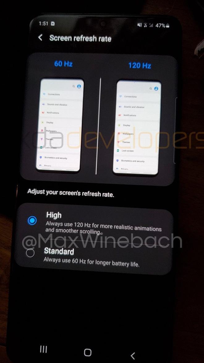 Lộ diện video trên tay Samsung Galaxy S20 Plus: Không còn cong nhiều, màn hình 120Hz, mất jack cắm tai nghe 3.5mm - ảnh 4