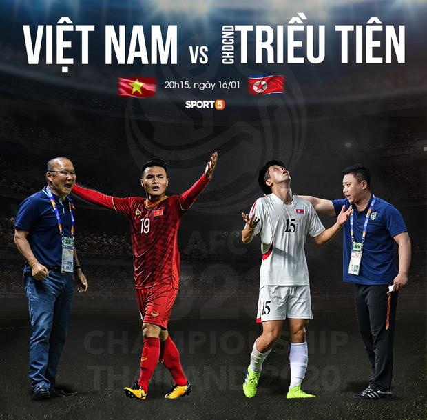 [Trực tiếp U23 châu Á] Việt Nam vs CHDCND Triều Tiên: Chờ đợi phép màu đến với thầy trò HLV Park Hang-seo - ảnh 2