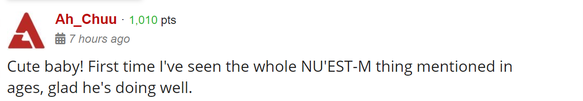 Thành viên NU'EST gây ngỡ ngàng khi khoe con mới sinh, nhưng phản ứng của netizen liệu có quá phũ? - ảnh 6