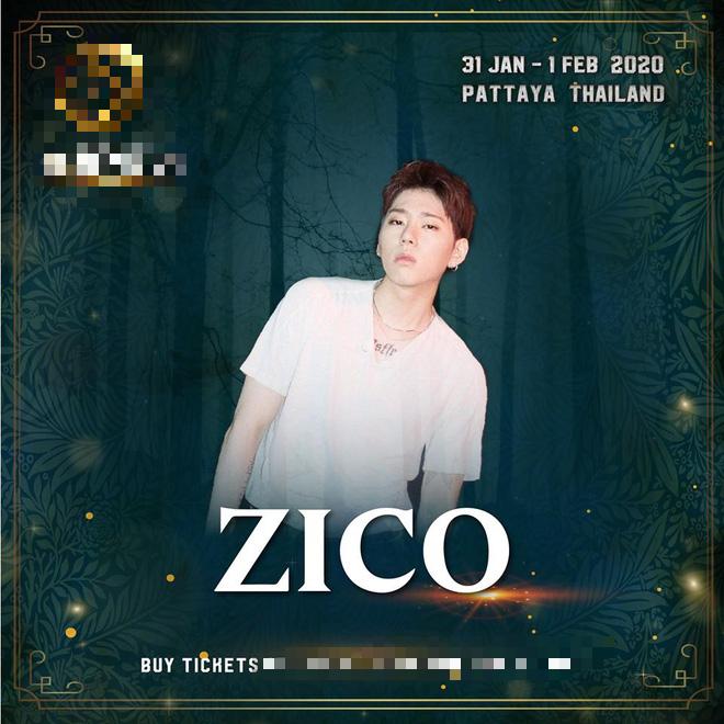 Chúng ta sắp được thấy hình ảnh chung giữa K-ICM và Zico - quái vật nhạc số đang làm mưa làm gió tại Hàn Quốc!? - ảnh 3