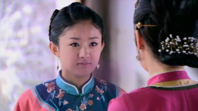 8 mỹ nhân Hoa ngữ từng vào vai A Hoàn: Triệu Lệ Dĩnh được khen có thần thái ngôi sao nhất - ảnh 2