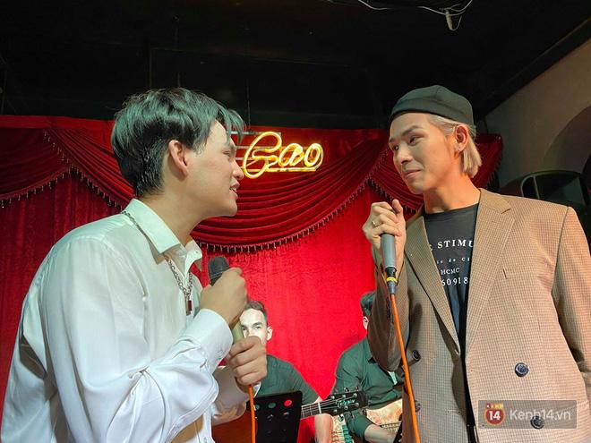 Nguyễn Trần Trung Quân ngẫu hứng hát Từ Đó, Denis Đặng lần đầu tiên khoe giọng hát qua bản hit một thời của Bích Phương! - ảnh 5