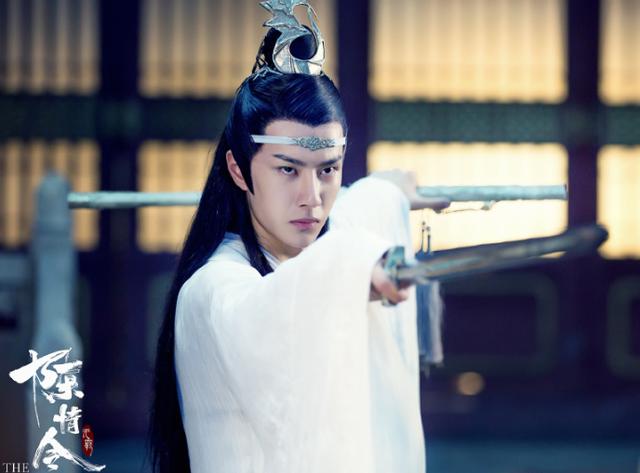 Top danh sách 5 sao nam cổ trang kém sắc nhất màn ảnh Trung: Nam thần Lý Hiện - Vương Nhất Bác bỗng bị réo tên - ảnh 2