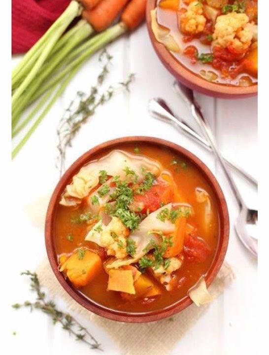 Công thức súp rau xanh giúp bạn giảm cân nhẹ nhàng, tức tốc đánh bay 4kg trong 7 ngày - ảnh 1