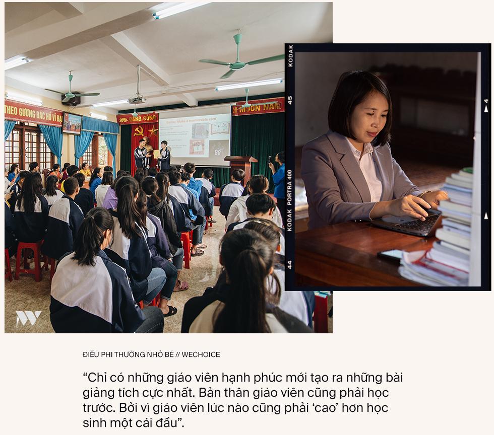 """Từ chối cơ hội lớn làm việc ở Canada, """"cô giáo Skype"""" trở về trường làng dạy học: """"Cô hạnh phúc thì trò mới hạnh phúc!"""" - Ảnh 13."""