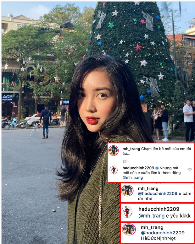 Hà Đức Chinh và bạn gái lọt top couple tình tứ trên MXH: Chàng thoải mái nói lời yêu, nàng hãnh diện gọi người hùng của em - ảnh 5