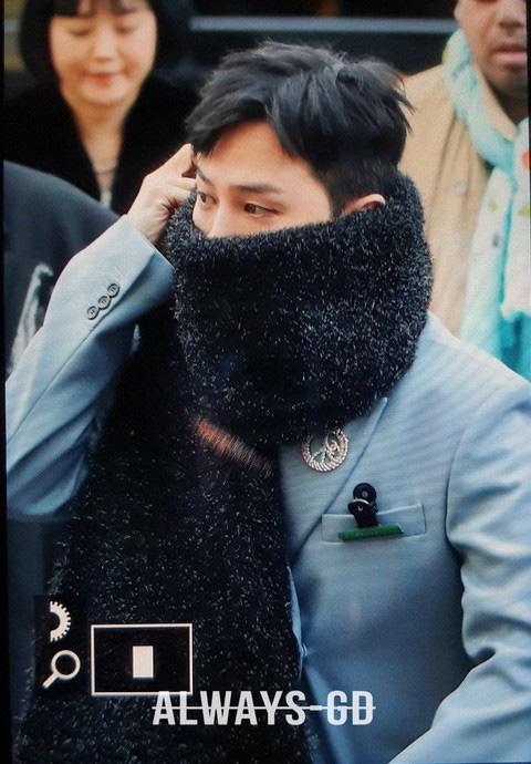 G-Dragon (BIGBANG) gây náo loạn ở Paris, lần đầu dự sự kiện quốc tế bên anh rể tài tử để ủng hộ chị gái - ảnh 4