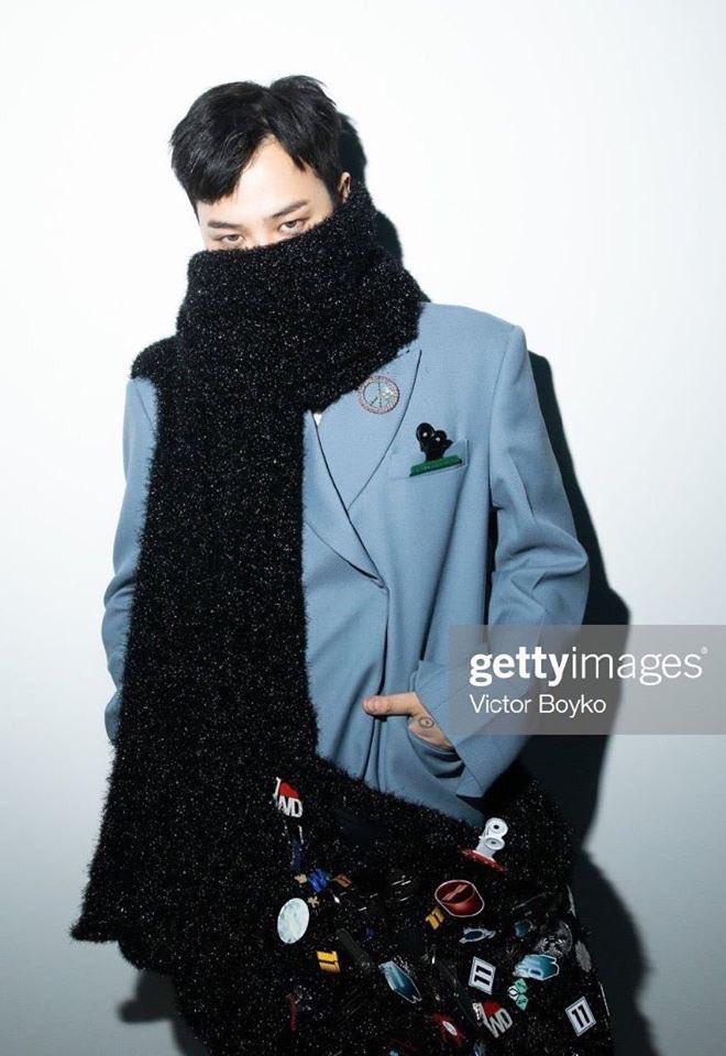 G-Dragon (BIGBANG) gây náo loạn ở Paris, lần đầu dự sự kiện quốc tế bên anh rể tài tử để ủng hộ chị gái - ảnh 3