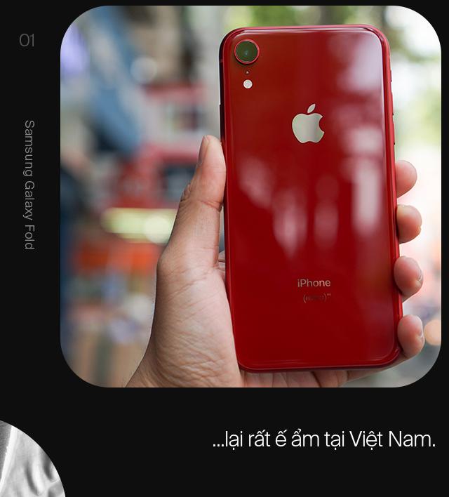 Nghịch lý iPhone tại Việt Nam và vì sao Galaxy Fold có thể là chìa khóa giúp Samsung vươn lên làm chủ phân khúc cao cấp - ảnh 2
