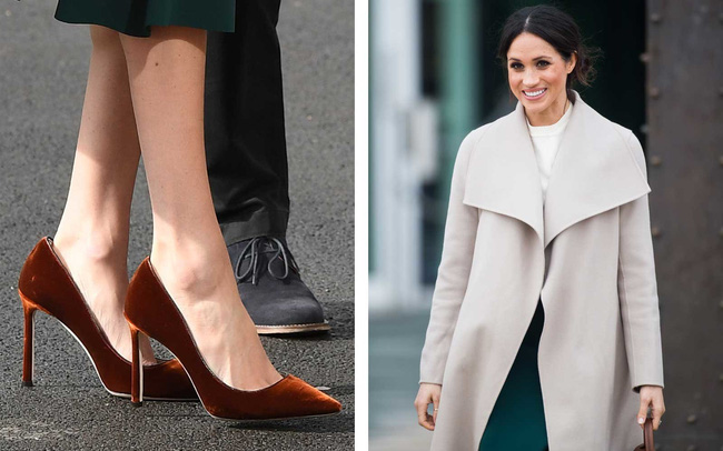 Các mỹ nhân trời Tây và lỗi diện giày cao gót rộng ngoác: Không phải lớ ngớ vớ nhầm size mà là một chiêu bài tuyệt hay - ảnh 5