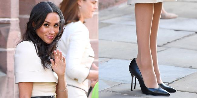 Các mỹ nhân trời Tây và lỗi diện giày cao gót rộng ngoác: Không phải lớ ngớ vớ nhầm size mà là một chiêu bài tuyệt hay - ảnh 6