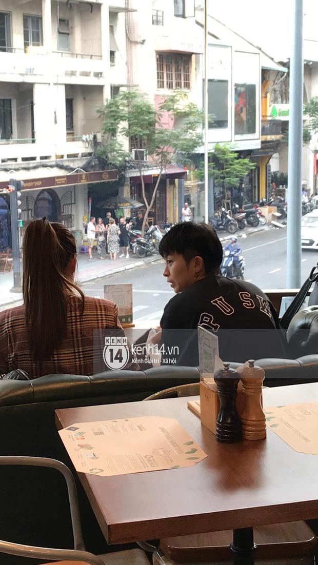 Cuối cùng Hoàng Thùy Linh cũng đăng ảnh bên Gil Lê, lại còn ôm nhau cực tình đủ làm netizen phát sốt - ảnh 3