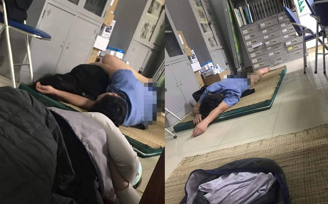 Bác sĩ bị tố ngủ cùng nữ sinh viên trong ca trực thanh minh gì? - ảnh 1