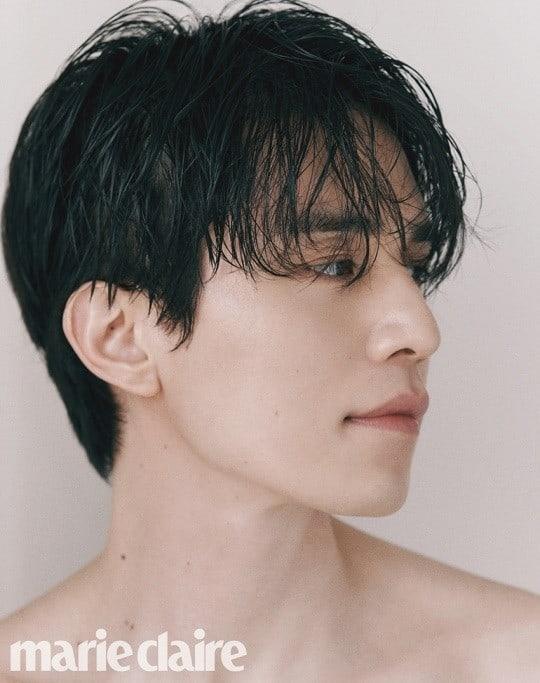 Lee Dong Wook sở hữu gen Siberia hiếm tới mức chỉ 1% người Hàn có được, bảo sao đẹp cực phẩm đến vậy - ảnh 4