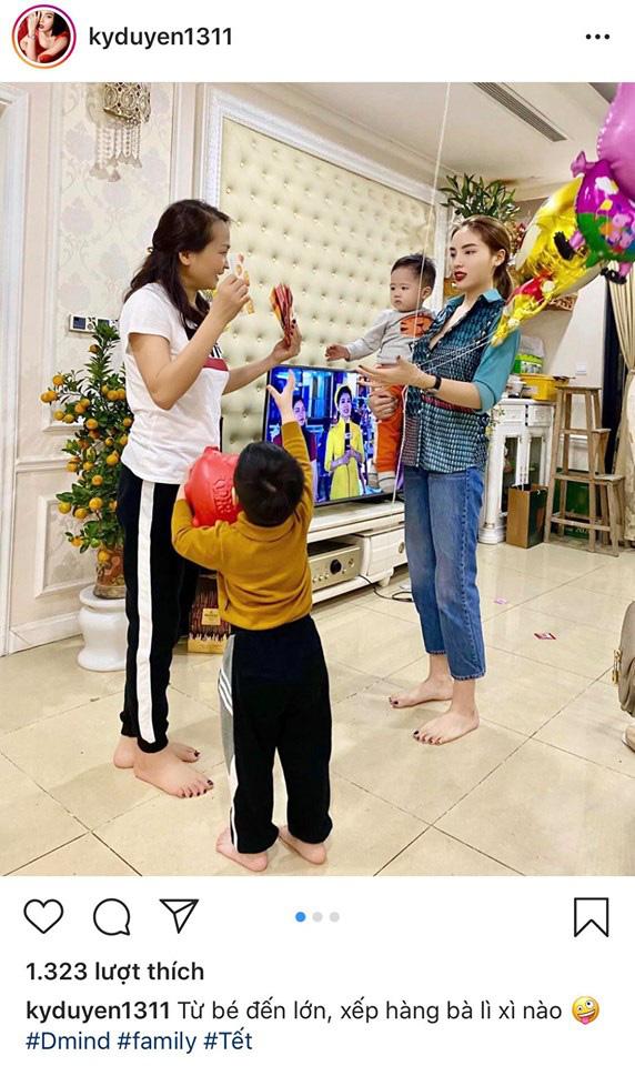Loạt khoảnh khắc đáng nhớ của Sơn Tùng, gia đình Emily - Big Daddy và dàn sao Vbiz trong thời khắc giao thừa Tết 2020 - ảnh 9