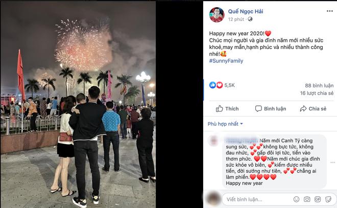 Đêm giao thừa ngọt ngào của hội tuyển thủ Việt Nam: Văn Hậu gọi video với bạn gái từ trời Âu, Văn Đức miệt mài gọi vợ dậy đón năm mới - ảnh 6