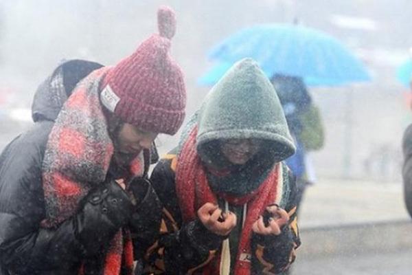 Mùa đông năm nay ở miền Bắc đến sớm và có rét đậm rét hại - Ảnh 1.