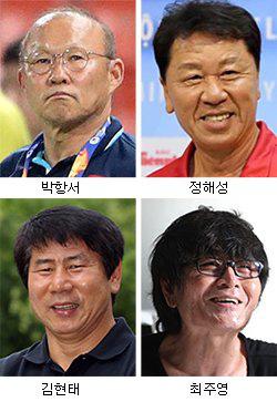 Việt Nam quy tụ ADN huyền thoại World Cup của tuyển Hàn Quốc: Có HLV Park Hang-seo và những ai? - Ảnh 1.