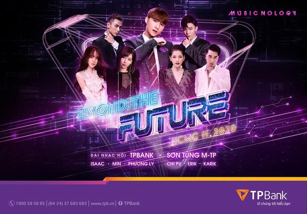 Không chỉ Sơn Tùng M-TP, dàn sao Vpop gồm Karik, Chi Pu, Erik, Isaac... sẽ đổ bộ đại nhạc hội đình đám cuối năm 2020 - Ảnh 1.