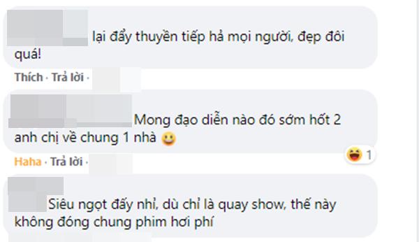 Thành Nghị - Triệu Lộ Tư tái hiện Trần Thiên Thiên siêu ngọt nhưng phản ứng của fan mới lạ lùng - Ảnh 4.