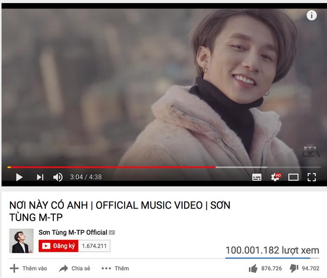 10 MV Vpop cán mốc 100 triệu view nhanh nhất: Sơn Tùng M-TP, Jack và K-ICM chiếm sóng, 2 cái tên không ai ngờ tới lại lọt top! - Ảnh 13.