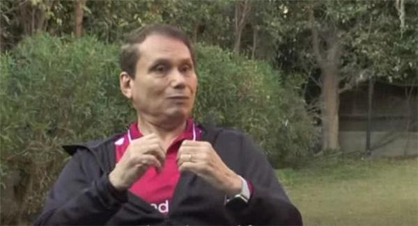 Cụ ông 75 tuổi người Ai Cập luyện tập cùng đồng đội chỉ bằng tuổi cháu, chuẩn bị phá vỡ kỷ lục bóng đá thế giới - ảnh 3