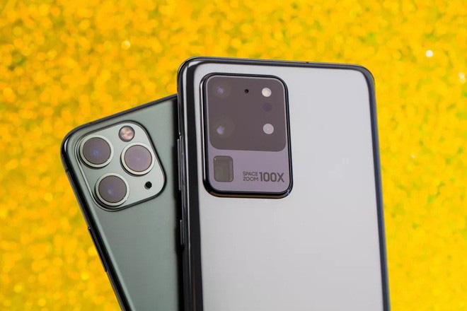 Chẳng hề mới mẻ, Galaxy S20 cho thấy Samsung đang sử dụng triết lý sản phẩm mang màu sắc Apple? - ảnh 3