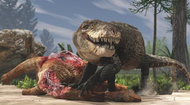 Cá sấu cổ đại: Cỗ máy hủy diệt còn đáng sợ hơn cả khủng long - ảnh 1