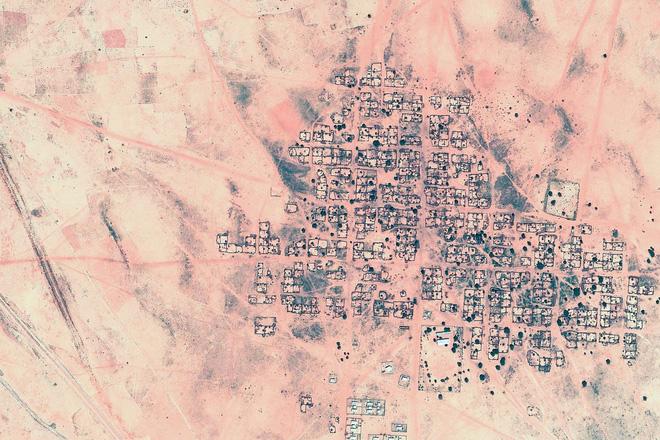 10 ảnh vệ tinh đẹp nao lòng từ Google Earth: Sự sắp đặt thần kỳ của tạo hóa xứng tầm tác phẩm triệu đô - ảnh 10