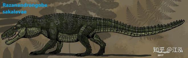 Cá sấu cổ đại: Cỗ máy hủy diệt còn đáng sợ hơn cả khủng long - ảnh 7