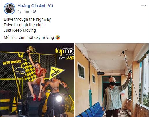 Mỹ nam Vietnam's Next Top Model mắc bệnh nan y phải cạo sạch tóc vẫn giữ vững tinh thần lạc quan - ảnh 12