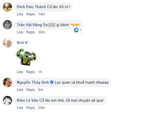 Thùy Anh động viên hot boy Vietnam's Next Top Model khi biết bạn trai cũ mắc bệnh nan y - ảnh 2