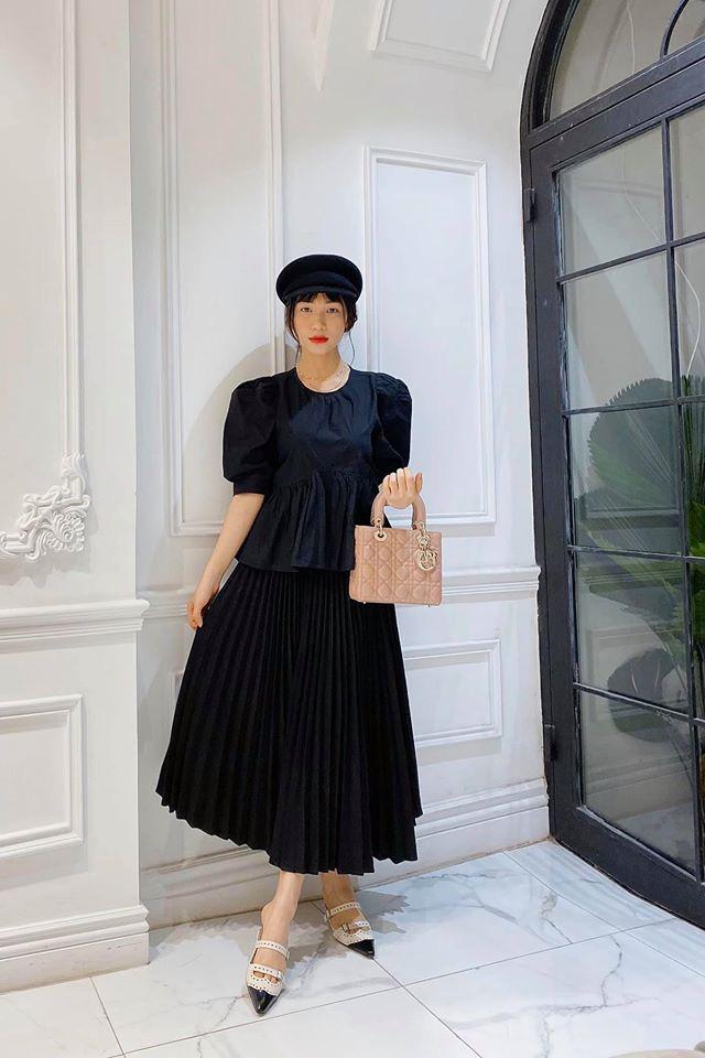 Giữa tin đồn sinh con và cưới thiếu gia, Hòa Minzy cuối cùng đã lên tiếng và tiết lộ luôn lý do tạm ngừng hát - ảnh 7