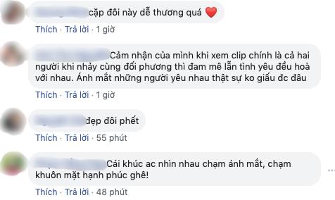 """Khánh Thi - Phan Hiển gây sốt với clip nhảy cực tình nhạc phim """"Crash Landing On You"""", netizen xốn xang: """"Ngôn tình là đây?"""" - ảnh 2"""