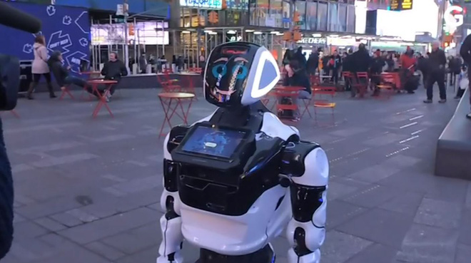Xem thử robot hỗ trợ chẩn đoán virus Covid-19 ở Mỹ: Nghe hay ho nhưng hóa ra lại cực kì vô dụng - ảnh 1