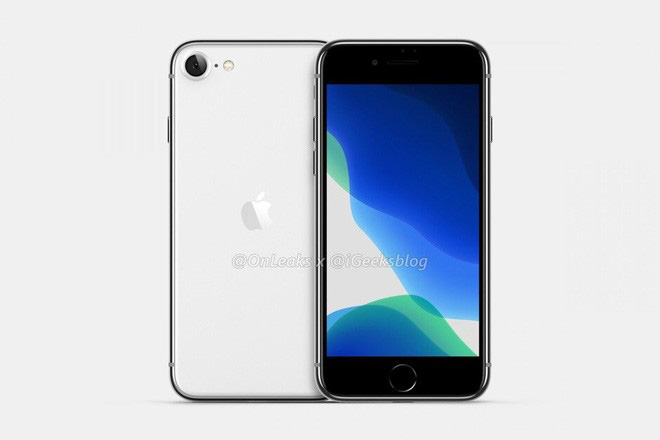 iPhone 9 thực chất sẽ chỉ gọi tên là iPhone, không chữ không số màu mè như trước? - Ảnh 1.