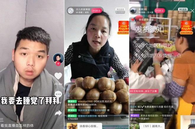 Xã hội online tại Trung Quốc bùng nổ thời dịch Covid-19: Livestream ngủ ngáy cũng có 800.000 người theo dõi, được tặng 10 nghìn USD - ảnh 1