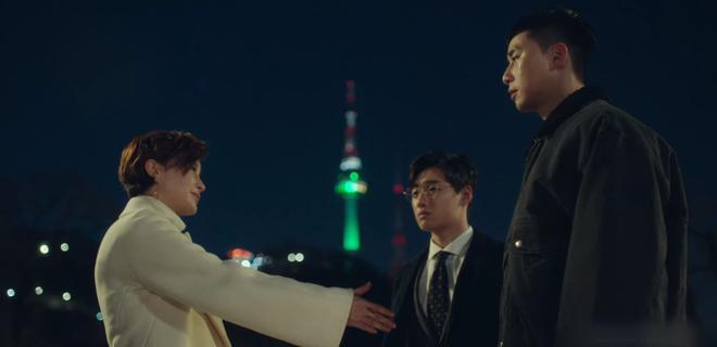 Hết lợi dụng đụng chạm crush, điên nữ Tầng Lớp Itaewon tuyên bố xử sạch kẻ nào dám sờ tới crush ở tập 7 - ảnh 4