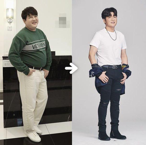 Thành quả bất ngờ sau màn giảm cân chấn động Kbiz của Shindong: Không chỉ body mà gương mặt cũng thay đổi ngoạn mục! - Ảnh 7.