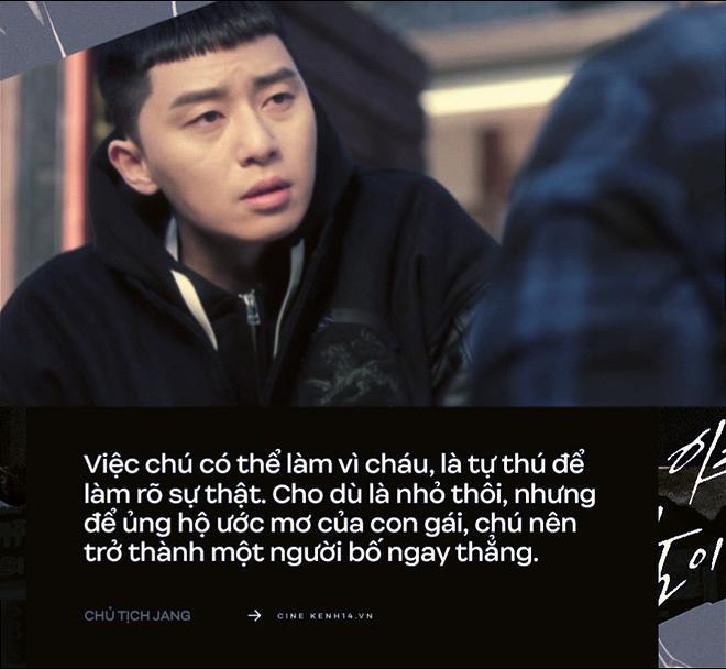 14 câu thoại ghim vào đầu ở Tầng Lớp Itaewon tập 7: Đừng có đùa, tôi sẽ không chỉ sủa thôi đâu! - ảnh 9