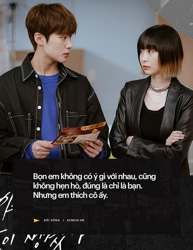Anh em tài phiệt của Tầng lớp Itaewon: Bên ngoài điển trai, bên trong nhiều tiền vẫn không cứu nổi cảnh crush chơi liên hoàn phũ - ảnh 4