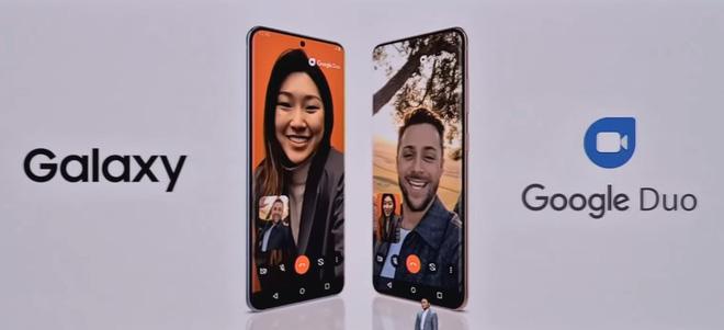 Samsung và Google hợp sức đấu iPhone bằng Galaxy S20 - ảnh 2