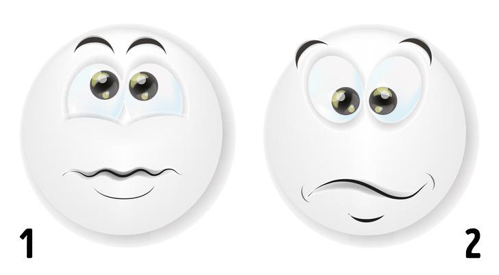 Chọn 1 trong 2 từ bộ 30 khuôn mặt dưới đây sẽ giúp bạn biết được mình là người như thế nào, tính cách ra sao - ảnh 1