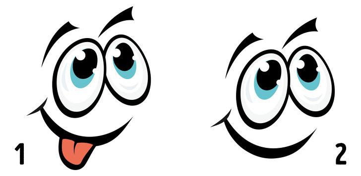 Chọn 1 trong 2 từ bộ 30 khuôn mặt dưới đây sẽ giúp bạn biết được mình là người như thế nào, tính cách ra sao - ảnh 19